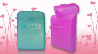 Sanitetna promocijska plastična embalaža - enodelna