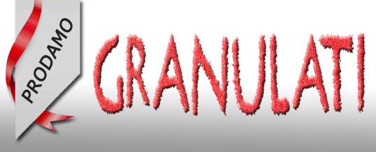 Prodamo plastične granulate